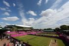 ОИ-2012. Теннис. Расписание третьего игрового дня