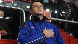 Годынюк подписал с ХК Донбасс трехлетний контракт