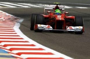 На Гран При Бахрейна будет две зоны DRS