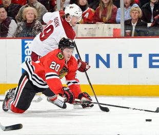 НХЛ. Матчи субботы: пас Поникаровского