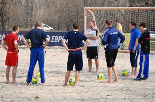 Гриффин начал подготовку к Euro Winners Cup