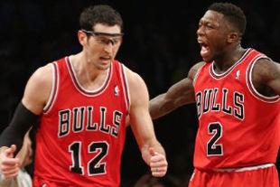 НБА. Чикаго восстанавливает равновесие в серии с Бруклином