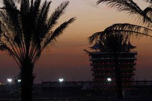 Гран При Бахрейна может пройти в ночных условиях