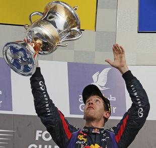 Под микроскопом: Гран При Бахрейна Формулы 1