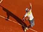 Хуан Монако стал первым четвертьфиналистом в Барселоне