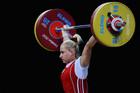 ОИ-2012: Украинка Юлия Калина добывает бронзу! + ВИДЕО