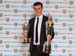 Гарет Бэйл назван лучшим игроком АПЛ в сезоне 2012/2013