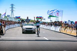 Tour d'Azerbaidjan. Двойная победа Яна Хирта + ФОТО