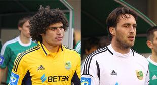 Азеведо и Дишленкович выбыли до конца сезона