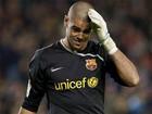 Виланова не хочет отпускать Вальдеса из Барселоны