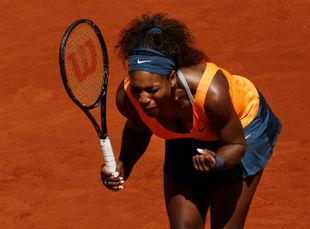 Серена Уильямс стала первой финалисткой турнира в Мадриде