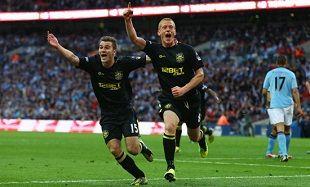 Уиган впервые в истории выигрывает Кубок Англии