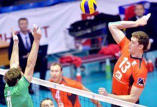 Чемпионом России стало Белогорье