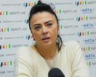 Ирина ДЕРЮГИНА: «Ризатдинова - первый номер команды Украины»