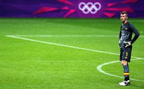 ОИ-2012. Испания так и не забивает на Олимпиаде