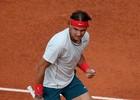 Рафаэль Надаль вышел в финал турнира в Риме