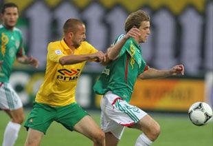 АДИЛСОН: «В Бразилии около сотни игроков уровня Денисова»