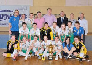 Беличанка НПУ – обладатель Кубка Украины