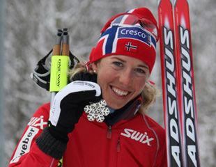 Норвежскую лыжницу сбила машина во время тренировки