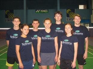 Украинские бадминтонисты начали с победы на турнире в Бове