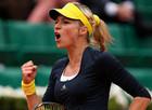Кириленко пробилась в четвертьфинал Ролан Гаррос