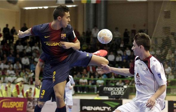 Сенсация в Сеговии: Барселона Алуспорт проигрывает + ВИДЕО