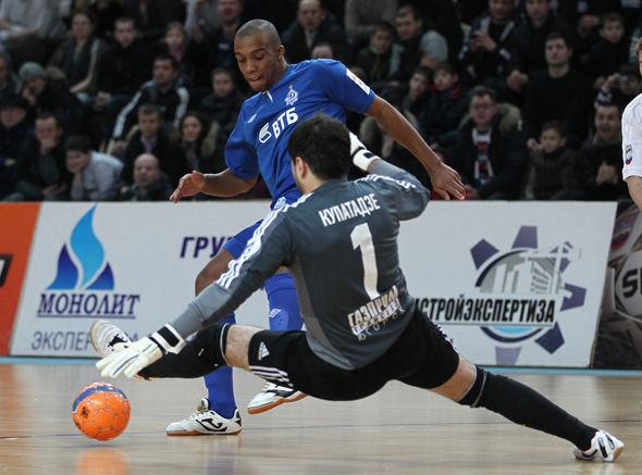 6:1 – первый раунд в финале плей-офф за Динамо + ВИДЕО
