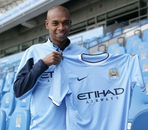 ОФИЦИАЛЬНО: Фернандиньо перешел в Манчестер Сити
