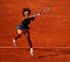 Серена Уильямс стала победительницей Ролан Гаррос