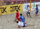 Beach Soccer League. Итоги второго тура. День 1.