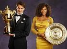 Серена УИЛЬЯМС: «Было бы здорово догнать Федерера»