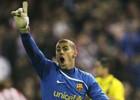 Вальдес до конца отработает свой контракт с Барселоной