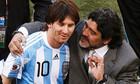 Месси опередил Марадону в рейтинге бомбардиров Аргентины