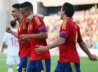 Евро-2013. Испания разгромила Норвегию и вышла в финал+ВИДЕО
