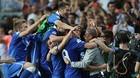 Евро-2013. Италия обыграла Голландию с минимальным счетом