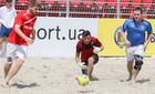 Beach Soccer League. Итоги третьего тура. День 2.