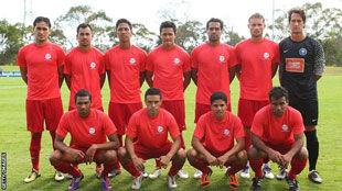 Эдди ТАЭТА: «Из 23 игроков Таити 9 - безработные»