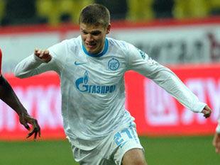 Анжи предложил за Денисова 12 млн евро