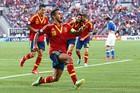 Евро-2013. Испания в финале уверенно обыгрывает Италию