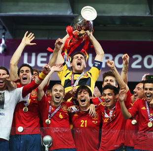 Кубок конфедераций. Испания прогнозируемо громит Таити