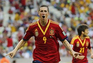 Кубок конфедераций. Испания уверенно громит Нигерию