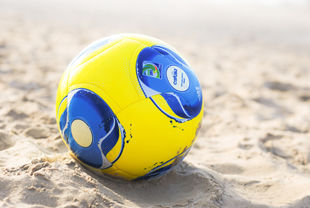 Beach Soccer League. Четвертый тур. День второй