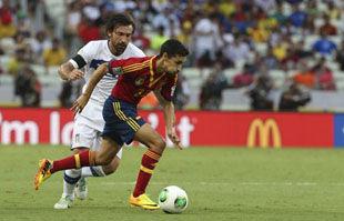 Испания и Бразилия сыграют в финале Кубка Конфедераций+ВИДЕО