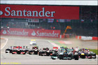 Нико Росберг побеждает на Гран-при Великобритании