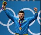 Третье золото Украины!