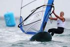 ОИ-2012. Женский виндсерфинг: медали уплыли от Украины