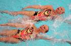 ОИ-2012. Синхронное плавание: Юшко и Сидоренко стали шестыми
