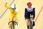 ОИ-2012. Велотрек: Анна Мирс завоевывает золото в спринте!