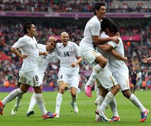 ОИ-2012. Футбол: Мексика выходит в финал