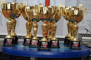 Чемпионат Украины по кольцевым гонкам. Итоги 2-х этапов